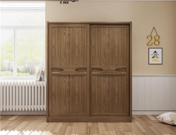 整木定制衣柜从这3方面进行选购