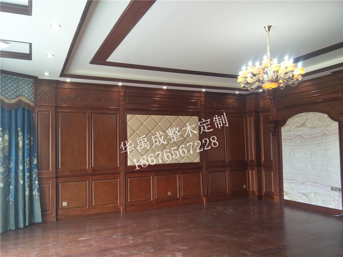 华禹成全屋整木定制客户实拍30