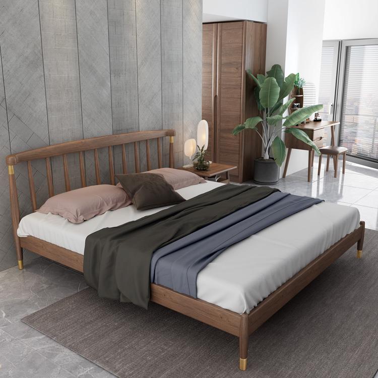 轻奢实木床05-1