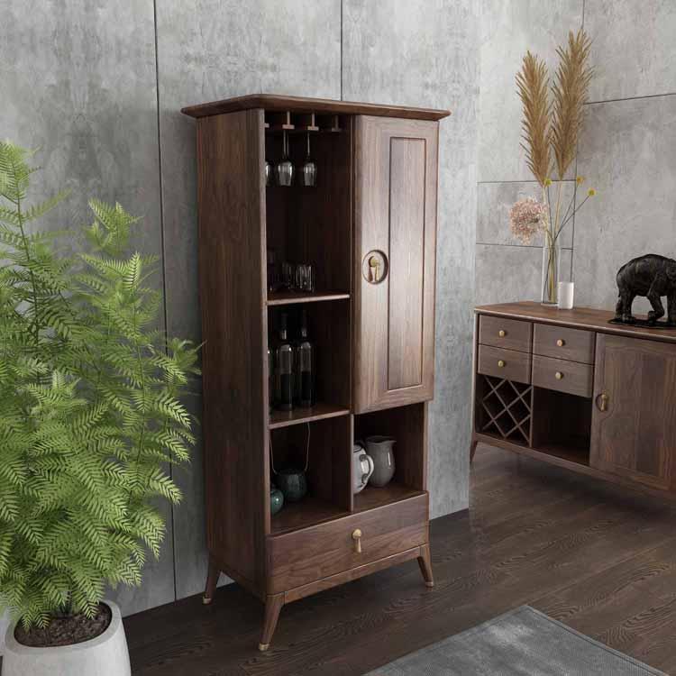 轻奢实木储物柜/酒柜02-2
