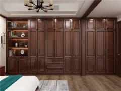 整木定制衣柜安装的时候要注意什么事项