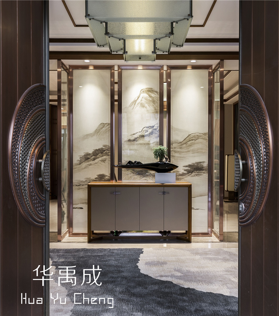 中式别墅设计03