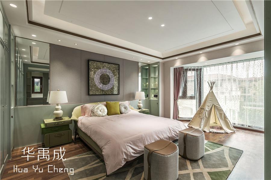中式别墅设计10